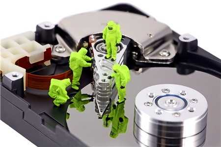 Ổ cứng máy photocopy.