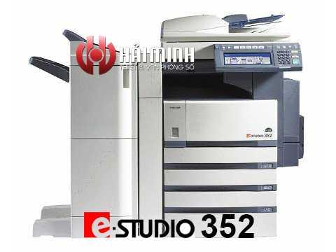Máy photocopy Toshiba E352